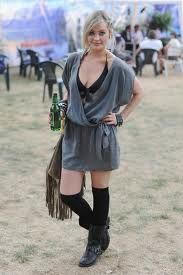 Laura Whitmore at Wireless festival // Style Crush