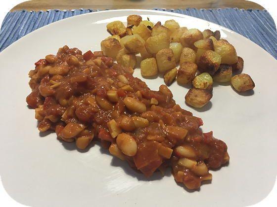 Vega Chili met Zoete Aardappel