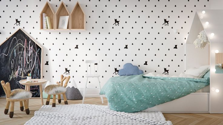 Stylish Kids Room Designs with Sophisticated Decor Which So Attractive - RooHome   Designs & Plans
