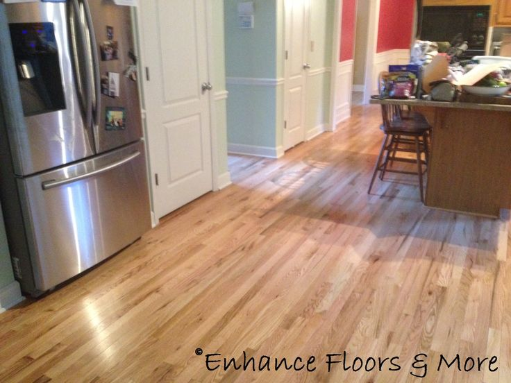 Prefinished mullican red oak natural wood floors our for Pre finished wood flooring
