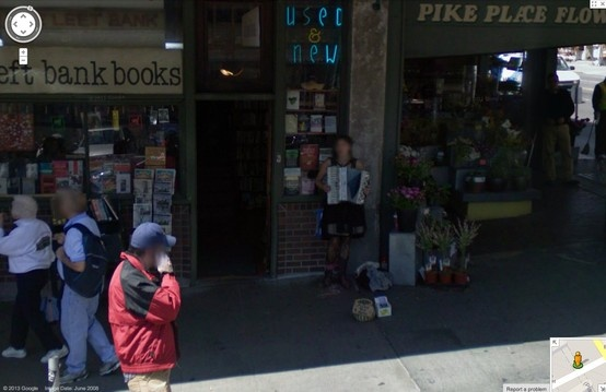 Street View 1: Pike Place, Seattle