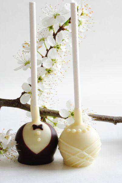 Bride & Groom von chocolate valley auf DaWanda.com
