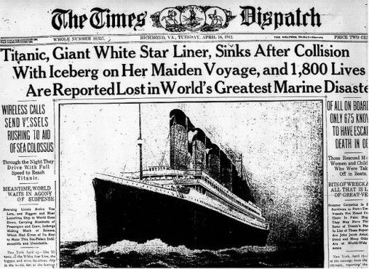 Titanic 100 Years Later: A Public Health Perspective