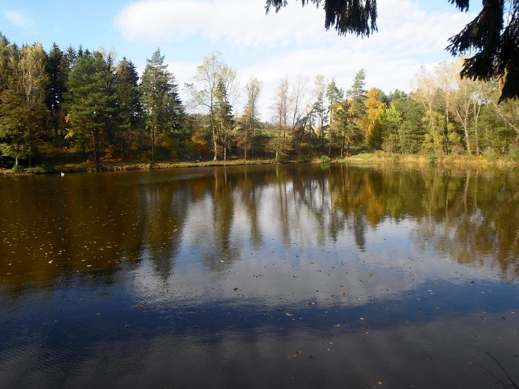 První lačnovský rybník