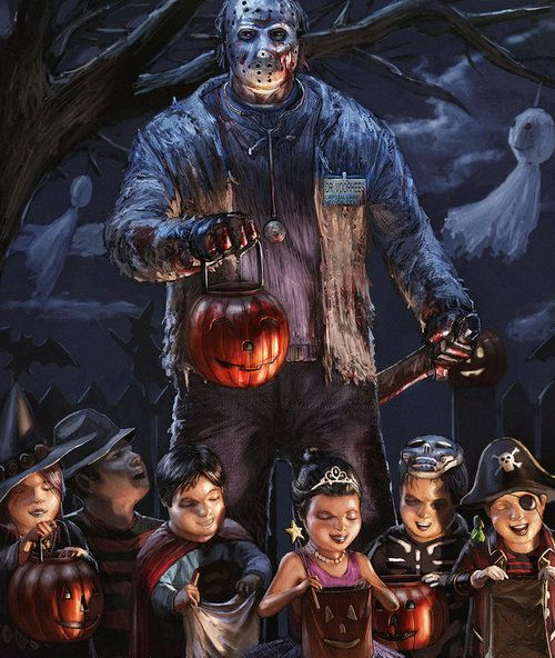 Jason Vorhees Halloween