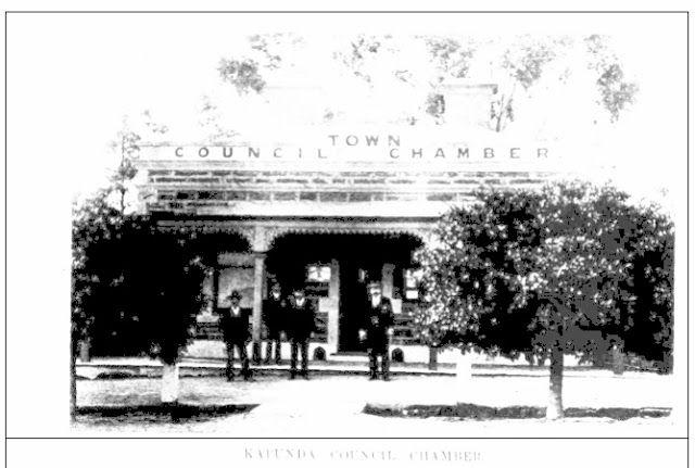 The History of Kapunda: Kapunda Mayors 1865 - 1953
