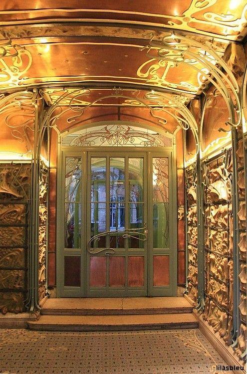 433 Best Art Nouveau Images On Pinterest