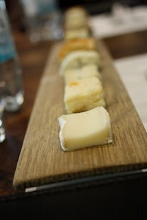 Fairview cheese for the Master Tasting