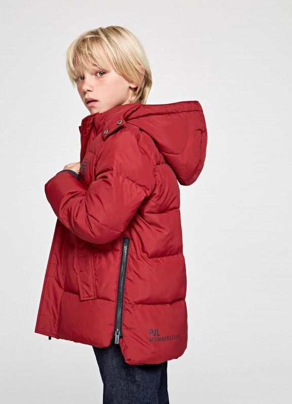 brand new 629be 0e4bd PADDED COAT 'CHARLES JR' | hhh | Boy fashion, Jackets, Boy ...