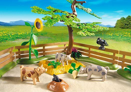 Domuzcuklar #latelye #toy #playmobil