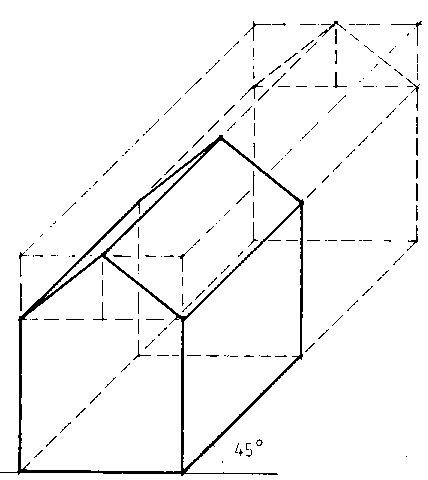 elevation oblique drawing - Google Search