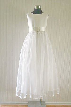 'Tiara Organza' Flower Girl or Communion Dress - Very Special Celebrations au and less than $100n bargain