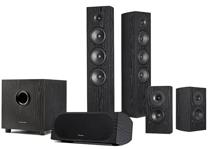 The 8 Best Surround Sound Speakers to Buy in 2017: Best Overall: Pioneer SP-PK52FS