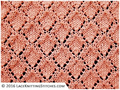 Knitting Stitches Lace Simple : 17 Best ideas about Lace Knitting Stitches on Pinterest Lace knitting patte...