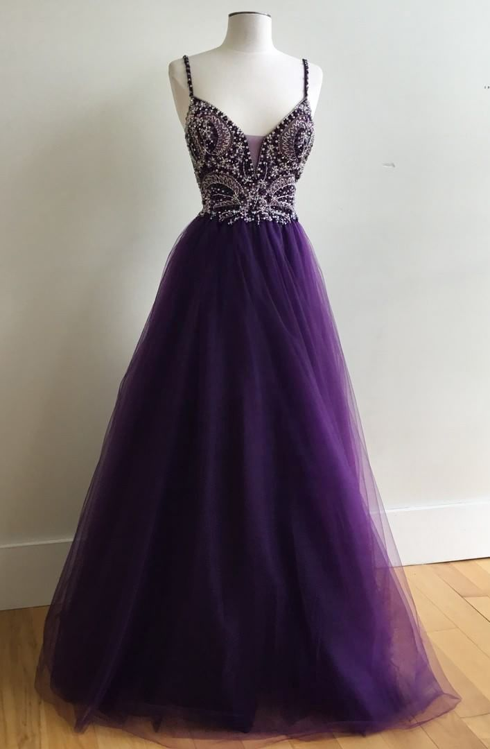 25 Prom Makeup Ideas Step By Step Makeup Tutorials: 25+ Best Ideas About Purple Prom Dresses On Pinterest