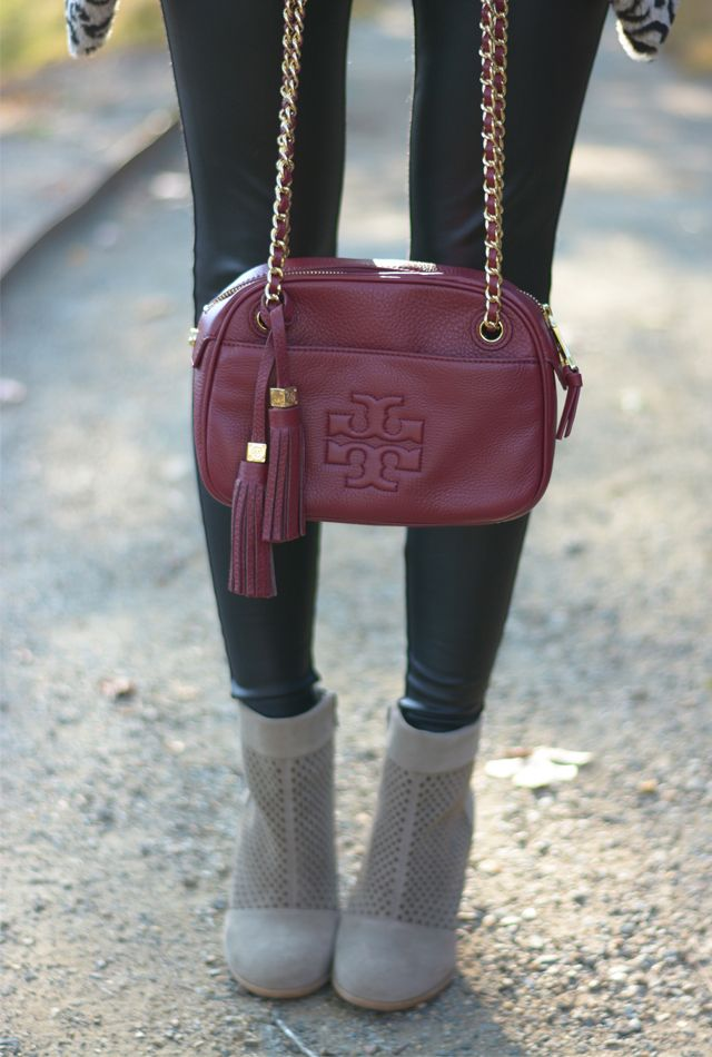 The perfect Tory Burch bag