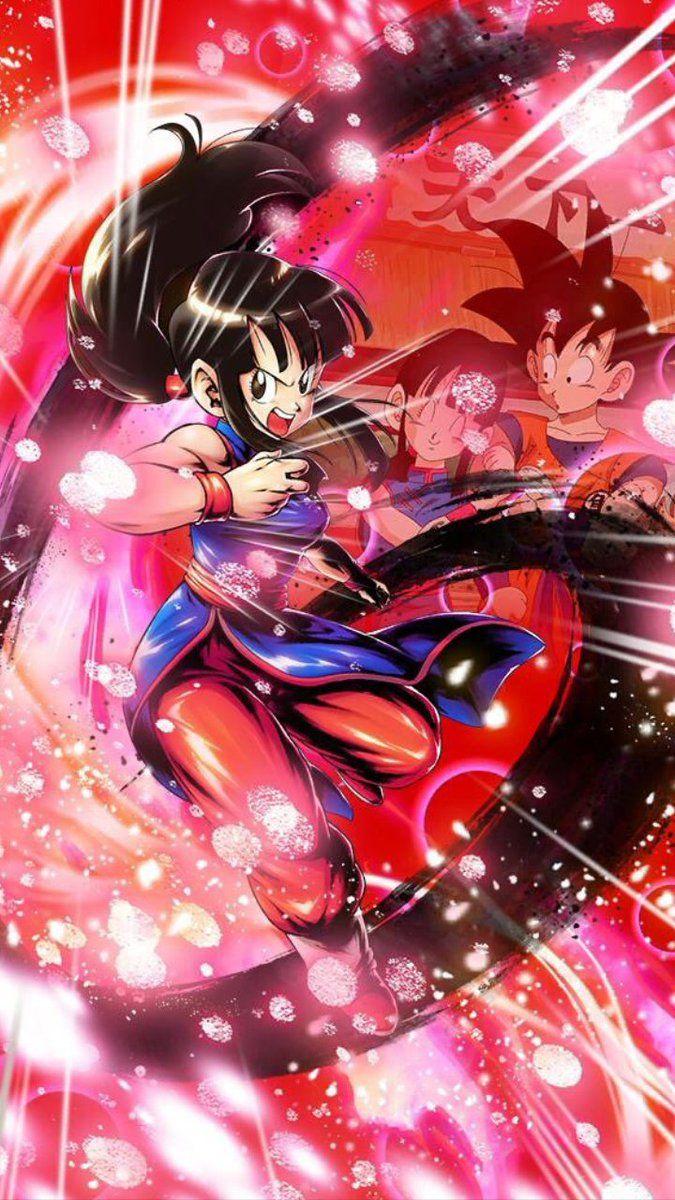 Goku Chichi Amv