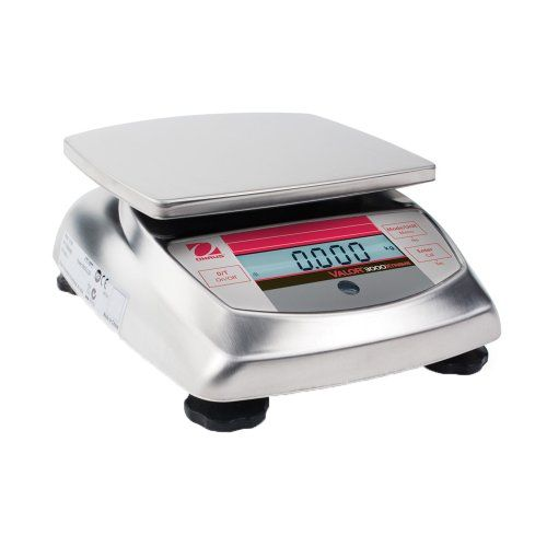 Ohaus Valor Stainless Steel Xtreme Compact Precision Scale, 2000G X 0.1G, 2015 Amazon Top Rated Conventional Balances #BISS
