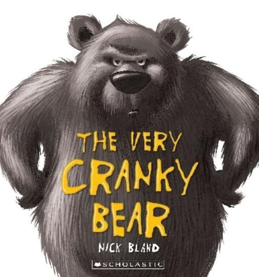 The Very Cranky Bear is a lovely rhyming tale about 4 animal friends who encounter a bear who just wants to get some sleep. Great messages about being kind and thoughtful and perfect for kids 3+.
