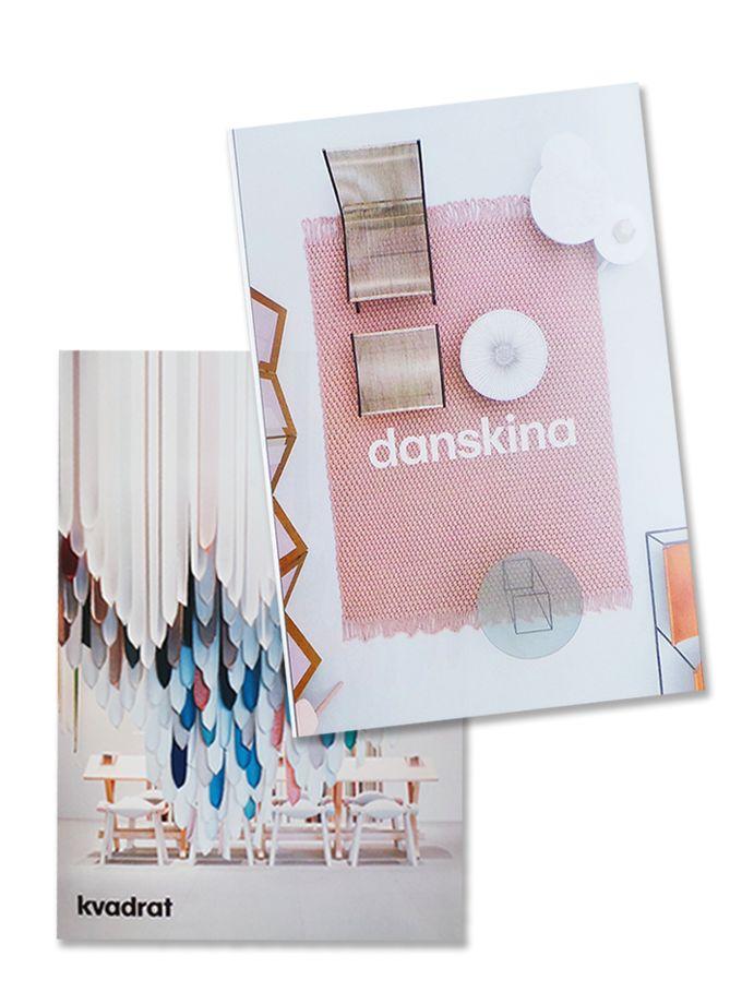 Kvadrat & Danskina Invitation