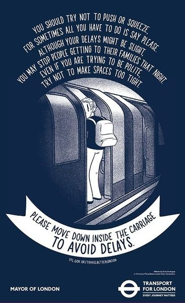 Toni Omitogun's winning entry in our Travel Better London poetry competition, under 18s category. Here's his work, illustrated by McBess