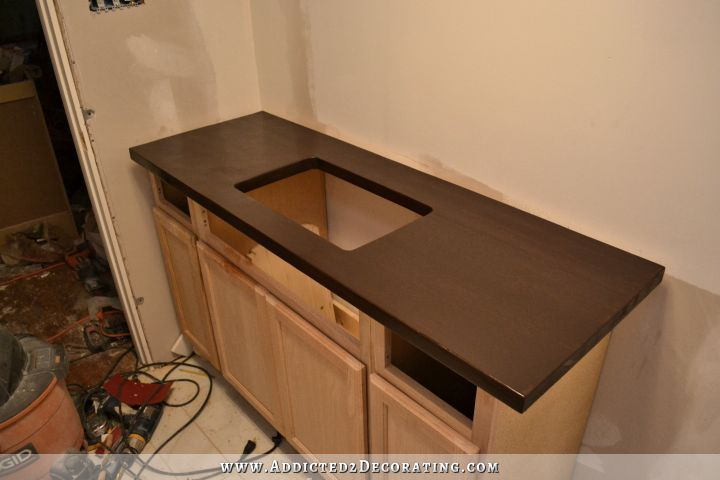 My Stained Quot I Can T Believe It S Cheap Pine Quot Diy