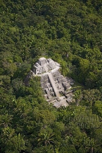 "Lamanai (""Submerged Crocodile"") is a Maya site located in Orange Walk, Belize. Occupied continuously between about 1500 BC and AD 1650,"
