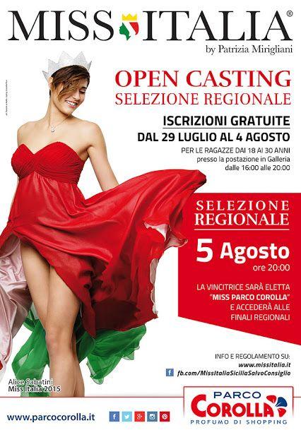 MISSI ITALIA 2016 - Selezioni Regionali Parco Commerciale Corolla - Google+ #MissItalia