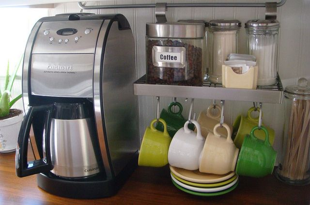 "love this little ""coffee station!"""