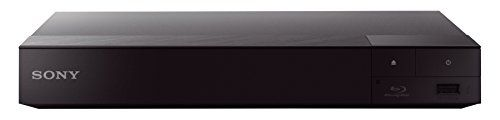 Sony Bdp-s6700 Blu-ray Dvd Player With Wireless Multiroom Super Wi-fi 3d Screen Mirroring And 4k Upscaling (2016 Model) - Black