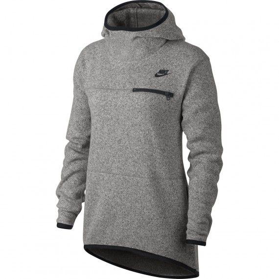 Nike Sportswear Hood - DK GREY