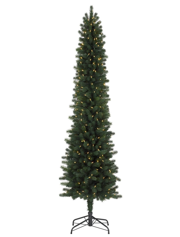 Skinny Christmas Trees Artificial
