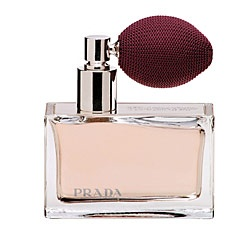 Prada Amber - MY favorite parfum! Wear it everyday... <3 It is woody oriental... Classic. Pure. Addictive.