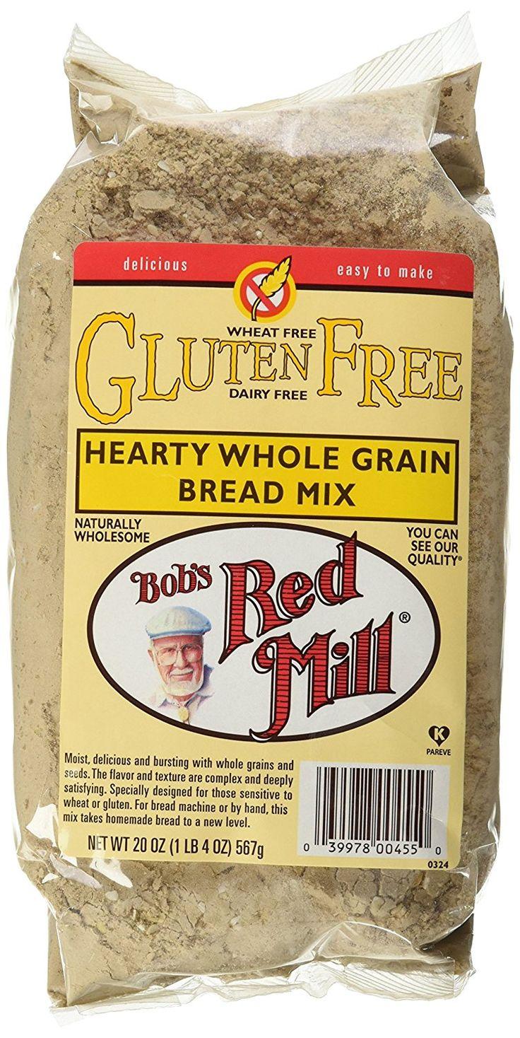Bob's Red Mill Gluten Free Whole Grain Bread Mix, 20 oz