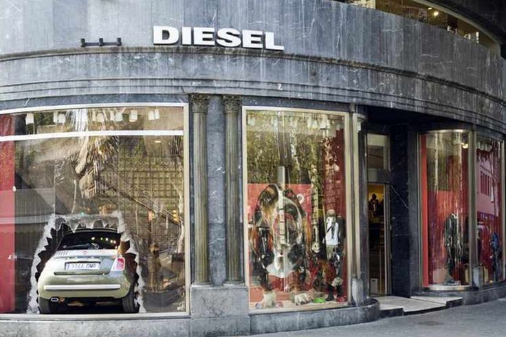 Ovicuodesign | DIESEL & FIAT 500 Happenings