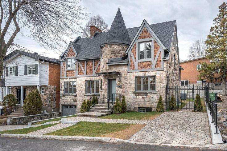 Av. Roslyn, Côte-des-Neiges/Notre-Dame-de-Grâce (Montréal), CA, built in 1939