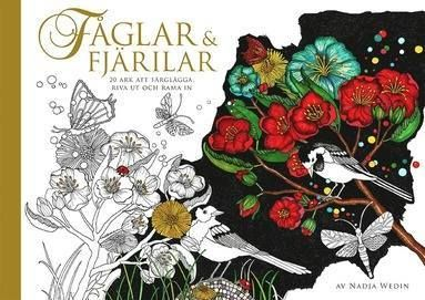 Fraglar and Fjärilar, Nadia Wedin, Sweden my rating 4.5