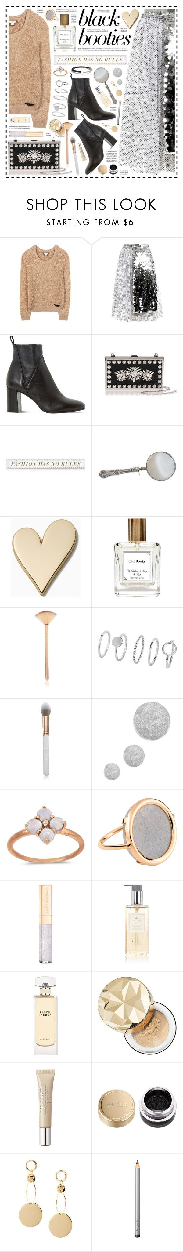 """""""No Rules!"""" by hennie-henne ❤ liked on Polyvore featuring Burberry, Anouki, Dune Black, Manolo Blahnik, Kate Spade, The Perfumer's Story by Azzi, Topshop, BillyTheTree, Ginette NY and Dolce&Gabbana"""