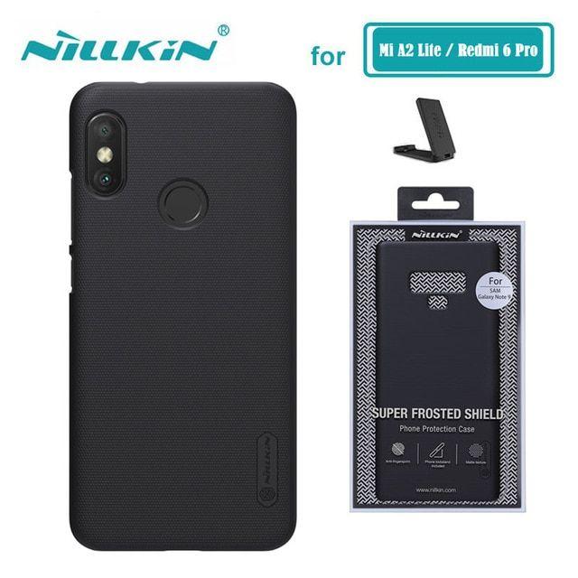 Xiaomi Mi A2 Lite Case 5 84 Nillkin Frosted Shield Pc Back Cover Case For Xiaomi Mi A2 Lite Redmi 6 Pro Review Nillkin Phone Protection Case Cover