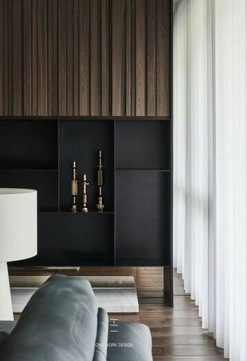 Contemporary millwork