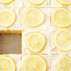 Lemonade Cake