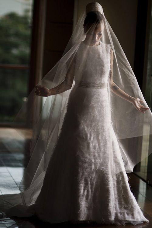 cris guerra - vestido de noiva