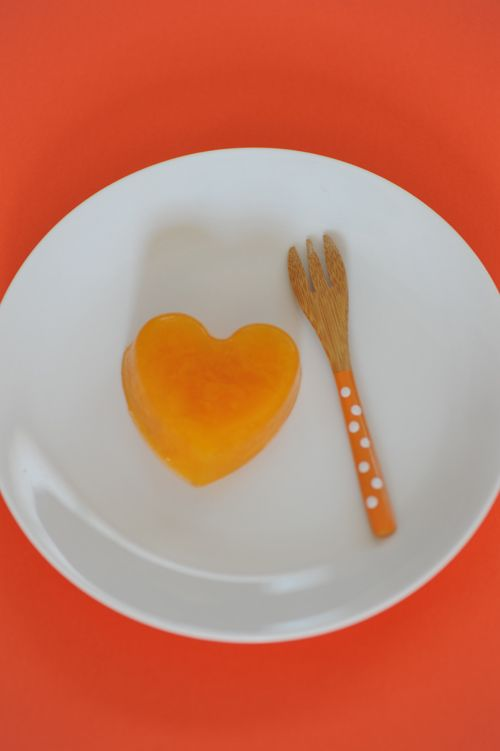 Gelatina al Mango