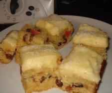 Spongy Fruit Slice | Official Thermomix Recipe Community