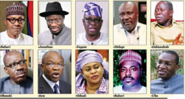Alleged certificate scandal: Buhari, 6 other Nigerian politicians who have been soiled