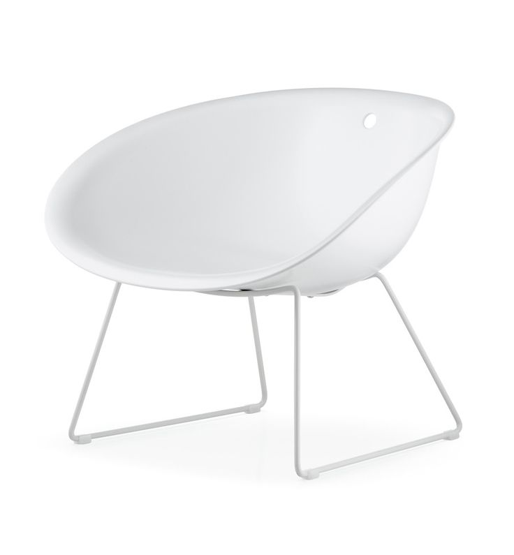 gliss 340 is a lounge chair by pedrali discover gliss 340 lounge chair on sedie