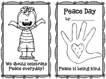 Peace Day Readers