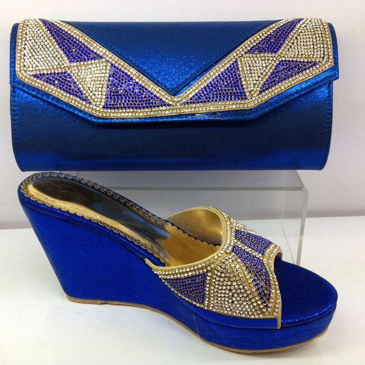 Zapatos italianos con el bolso a juego Diseño de la nueva llegada que hace juego el zapato y el bolso italianos Negro que hace juego el bolso y los zapatos 8 COLORES (China (continente))