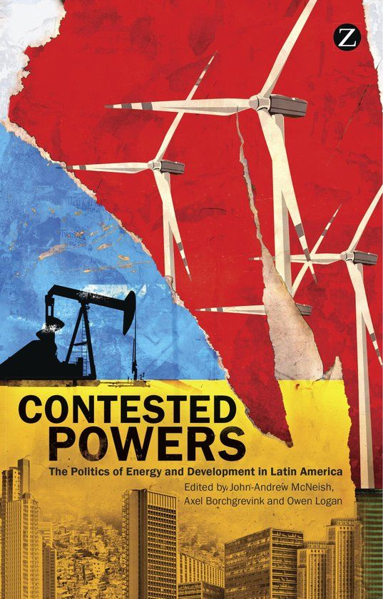 Contested Powers : The Politics of Enregy and Development in Latin America  (EBOOK) http://search.ebscohost.com/login.aspx?direct=true&db=nlebk&AN=1003032&site=ehost-live In the global North the commoditization of creativity and knowledge under the banner of a creative economy is being posed as the post-industrial answer to dependency on labour and natural resources