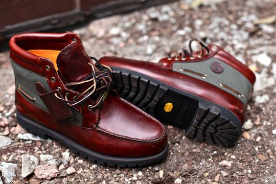 Timberland Gore-Tex 7 Eye Handsewn 25th Year Anniversary Boots • Highsnobiety